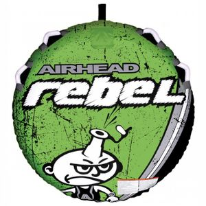 Airhead Rebel Tube Kit Towable - Wassergleiter für 1 Person  – Bild 1