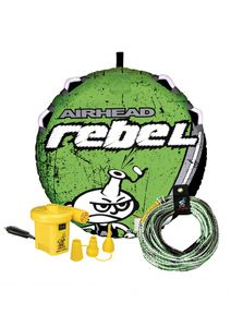 Airhead Rebel Tube Kit Towable - Wassergleiter für 1 Person  – Bild 2