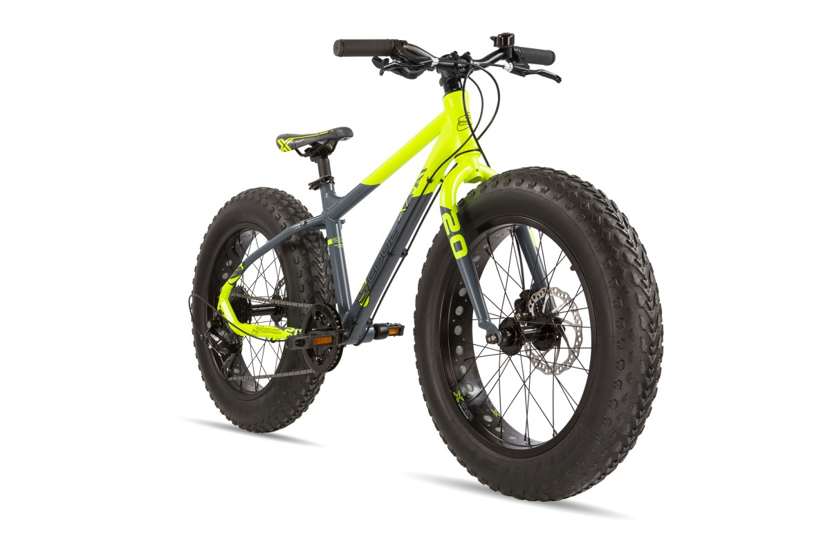 kinderfahrrad fatbike 20 zoll s 39 cool xtfat 20 9 s. Black Bedroom Furniture Sets. Home Design Ideas