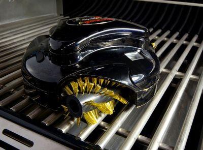 Grillbot Grill-Reinigungsroboter schwarz – Bild 7