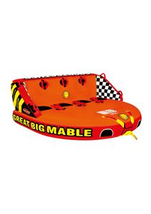 Great Big Mable Towable Quadruple Rider – Wassergleiter für 4 Personen
