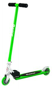 Razor S Scooter – Tretroller Grün