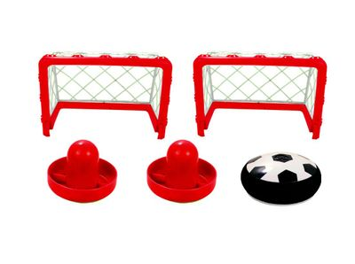 Air Hockey Luftkissen Eishockey-Spiel Hover Ball – Bild 2