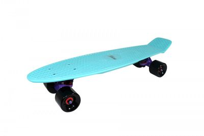 "Mini-Skateboard Retro Board ""Blue Sky"" von Triway Sports – Bild 1"