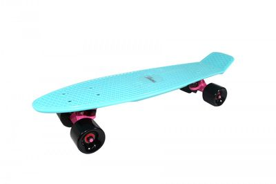 "Mini-Skateboard Retro Board ""Blue Wave"" von Triway Sports – Bild 1"