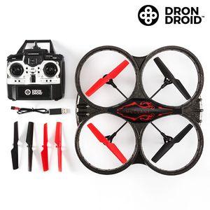 Drohne Flugdrohne Quadrocopter – Bild 5