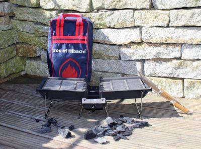 Snuff-Out-Pouch - Ersatz-Tragetasche für Son Of Hibachi Holzkohlegrill – Bild 3