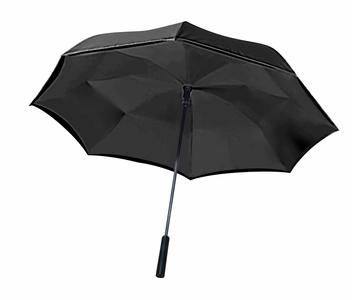 WonderDry Umbrella Regenschirm mit Umstülptechnik in drei Farben – Bild 3