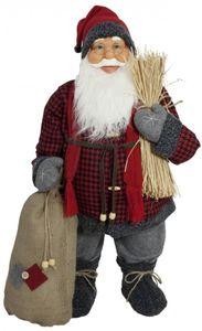 Weihnachtsmann Iskko 80 cm  Weihnachtsdekoration