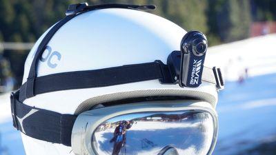 Action Kit für Viz Xtreme Mini Actionkamera Actioncam mit 3 verschiedenen Halterungen – Bild 4