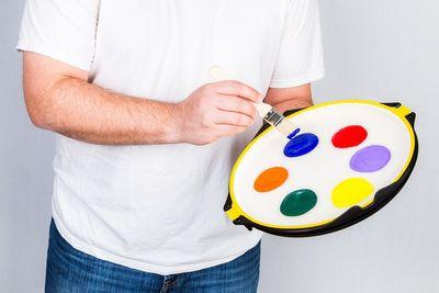 Ersatz-Farbschale für Paint2It - die Anti-Schwerkraft-Farbschale – Bild 2