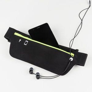 Sportgürtel mit Tasche
