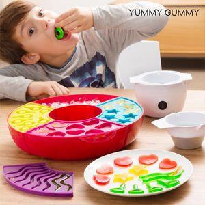 Fruchtgummi Maker - Fruchtgummis u. Gummibärchen selbst machen – Bild 2