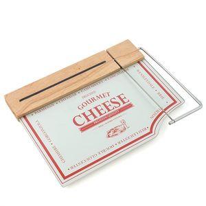 Küchenbrett mit Käseschneider  – Bild 1