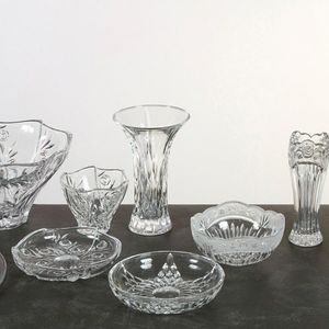 4-teiliges Teller-Set Mirage  - Pure Crystal Kitchen – Bild 2