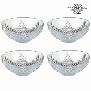 4-teiliges Schalen-Set Mirage - Pure Crystal Kitchen Kollektion – Bild 1