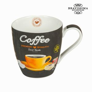 Kaffeetasse Premium Coffee - Kitchen's Deco Kollektion