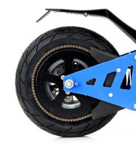 SXT300 Elektroroller - blau 24V 300W Bleiakku – Bild 5