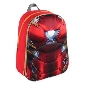 Schultasche 3D Ironman Rucksack