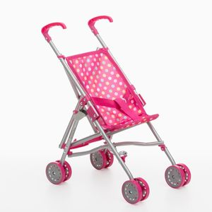 Puppenbuggy in Pink – Bild 1
