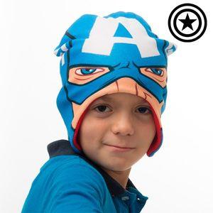 Captain America Mütze  – Bild 1