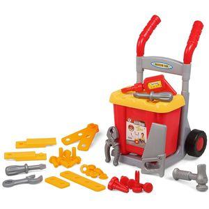 Werkzeugwagen für Kinder (35 Teile)  – Bild 1