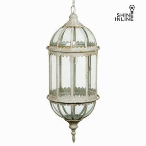 Deckenlampe aus Schmiedeisen im Vintage-Stil – Bild 1
