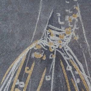"Fotoleinwand Leinwanddruck ""Kleid"", 60 x 80 cm – Bild 2"
