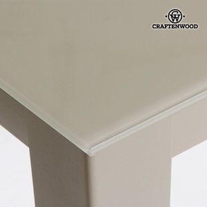 Ausziehbarer Tisch Ausziehtisch, grau – Bild 5