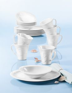 Frühstück-Set 18-tlg. E Allegro 00003 von Seltmann Weiden