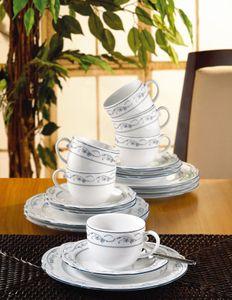 Kaffeeservice 18-tlg. Desiree 44935 »Aalborg« von Seltmann Weiden