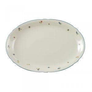 Platte oval 35 cm Marieluise 30308 »Streublume« von Seltmann Weiden