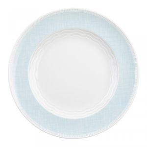 Speiseteller 28 cm Marina 25261 »Canvas blue« von Seltmann Weiden