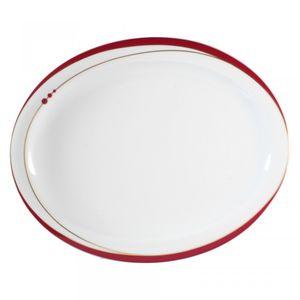 Teller oval 31,5 cm Top Life 22539 »Mirage« von Seltmann Weiden