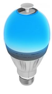 AwoX, Leuchte, AromaLight AL-Bc7 Color, Duft-Energiesparlampe, variable Farb-LED, Bluetooth