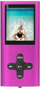 "Difrnce, MP3-Player, MP1850, 4GB, pink, MP3-Player, 4GB, pink, 1,8"" TFT Display"