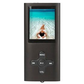 "Difrnce, MP3-Player, MP1850, 8GB, schwarz, MP3-Player, 8GB, schwarz, 1,8"" TFT Display"