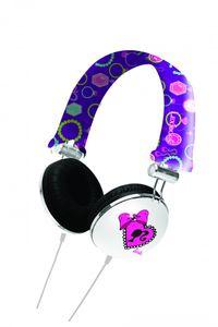Lexibook, Kopfhörer, HP020BB, Barbie, Faltbare Kopfhörer, Barbie Design