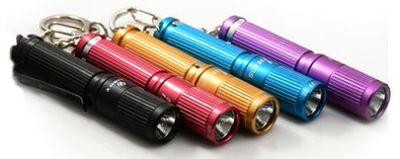 Olight, Taschenlampe, i3S EOS, pink, 720p Full-HD Dome Kamera, wasserdicht dank IP66, 2,8mm Linse mit 80°-85° Sichtfeld