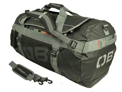 Overboard, Duffle Bag, wasserdichte Duffle Bag 90 Lit ADV, OB1059BLK, schwarz, wasserdichte Sporttasche, Dufflebag, 90L, abnehmbare Schulterriemen, schwarz