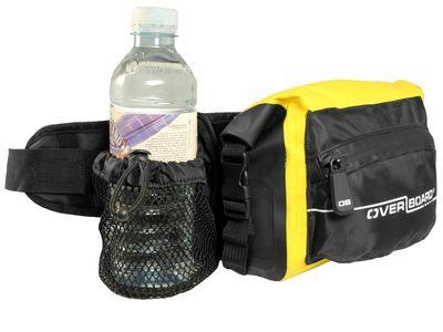 Overboard, Tasche, wasserdichte Hüft Tasche 3 Liter, OB1049Y, gelb, wasserdichte Hüfttasche, Rollverschluss, 3l, gelb