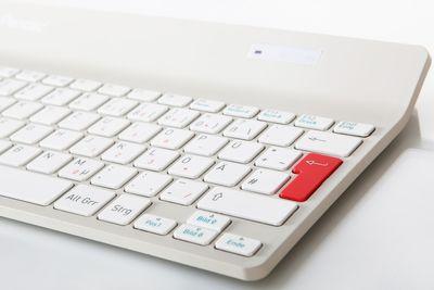 Penclic, Tastatur, K2 Mini Keyboard kabellos, Mini Keyboard Kabellos