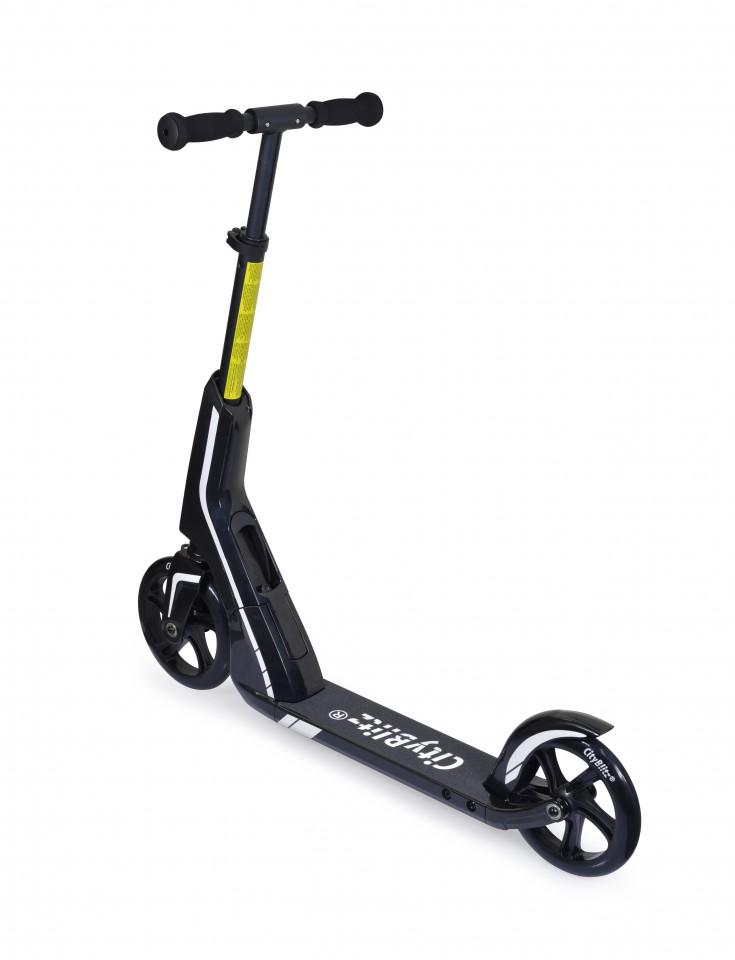 cityblitz tretroller speedscooter in zwei farben. Black Bedroom Furniture Sets. Home Design Ideas