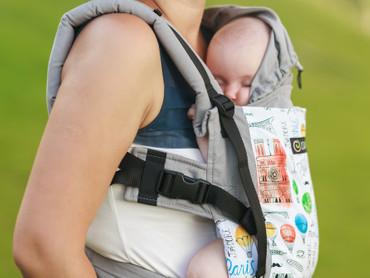 Isara Babytrage – Bild 13