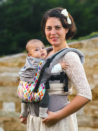 Isara Babytrage – Bild 11
