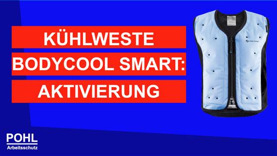 Video: Kühlweste mit DRY-Technik - Aktivierung