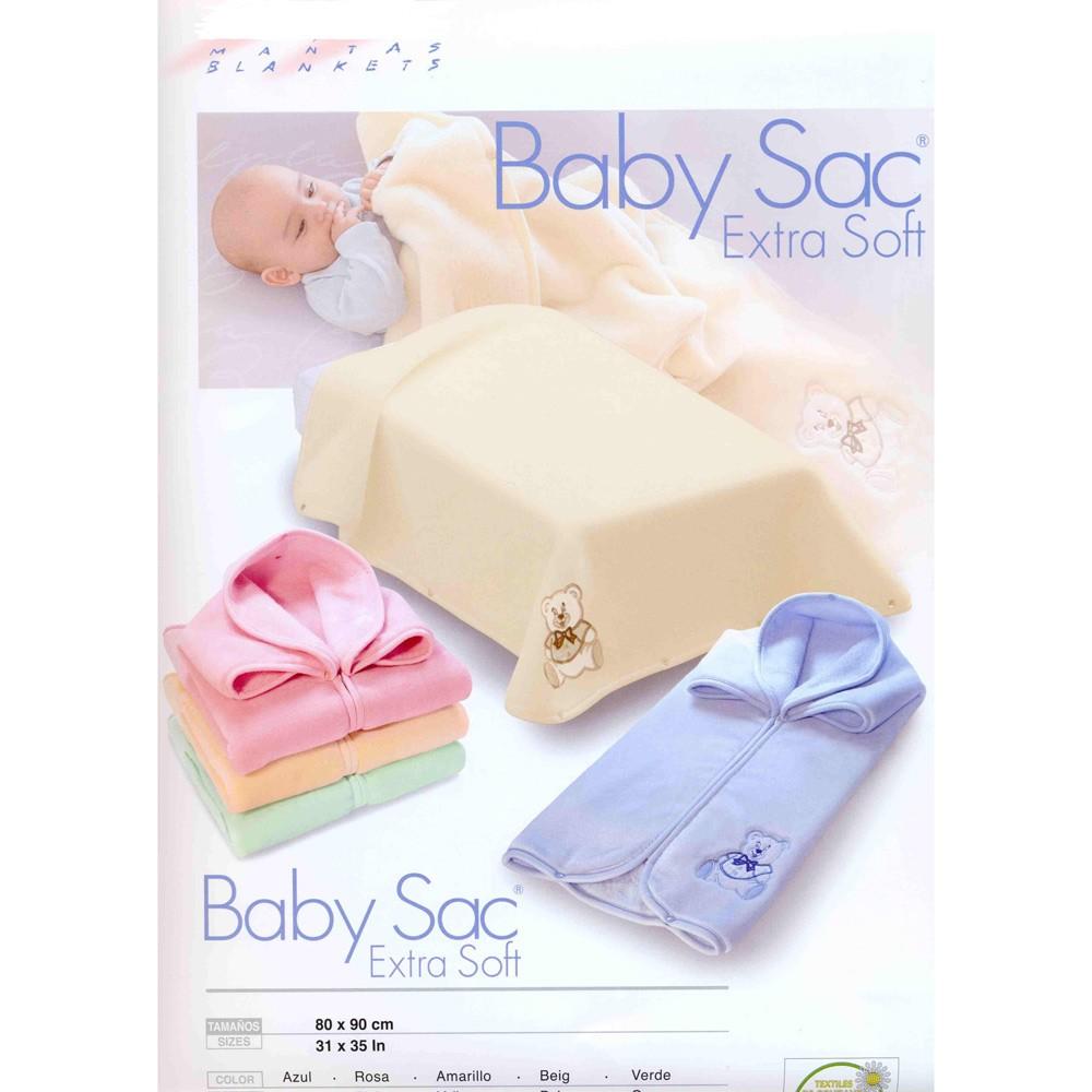 Babydecke: Maxi Sack, extra soft