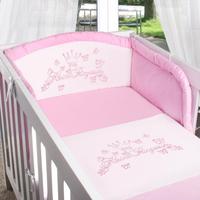 Luxus Babyzimmer Enni Mit Riesen Bettsetpaket Kleine Prinzessin ...