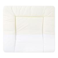 Wickelauflage Elegance in Weiß 001