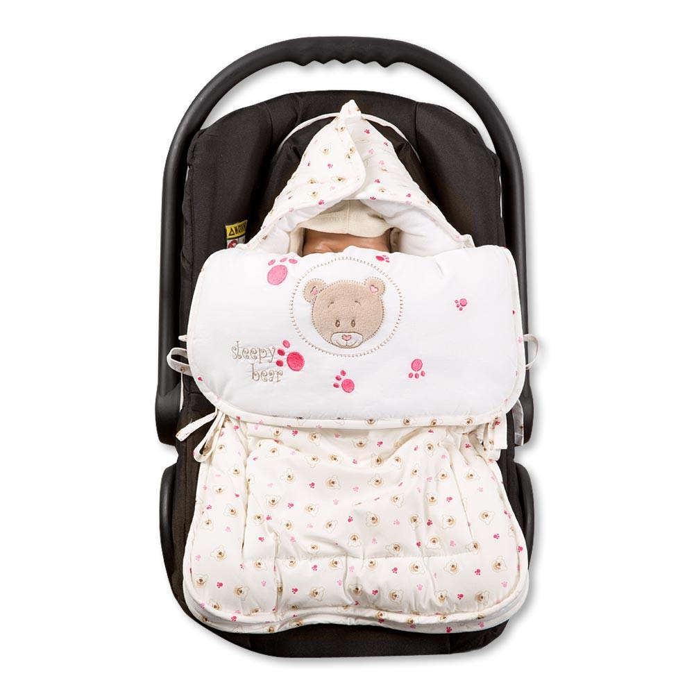 13 tlg bettsetpaket mit dem motiv cute bear in rosa baby schlafen babybettset paket 13 tlg. Black Bedroom Furniture Sets. Home Design Ideas